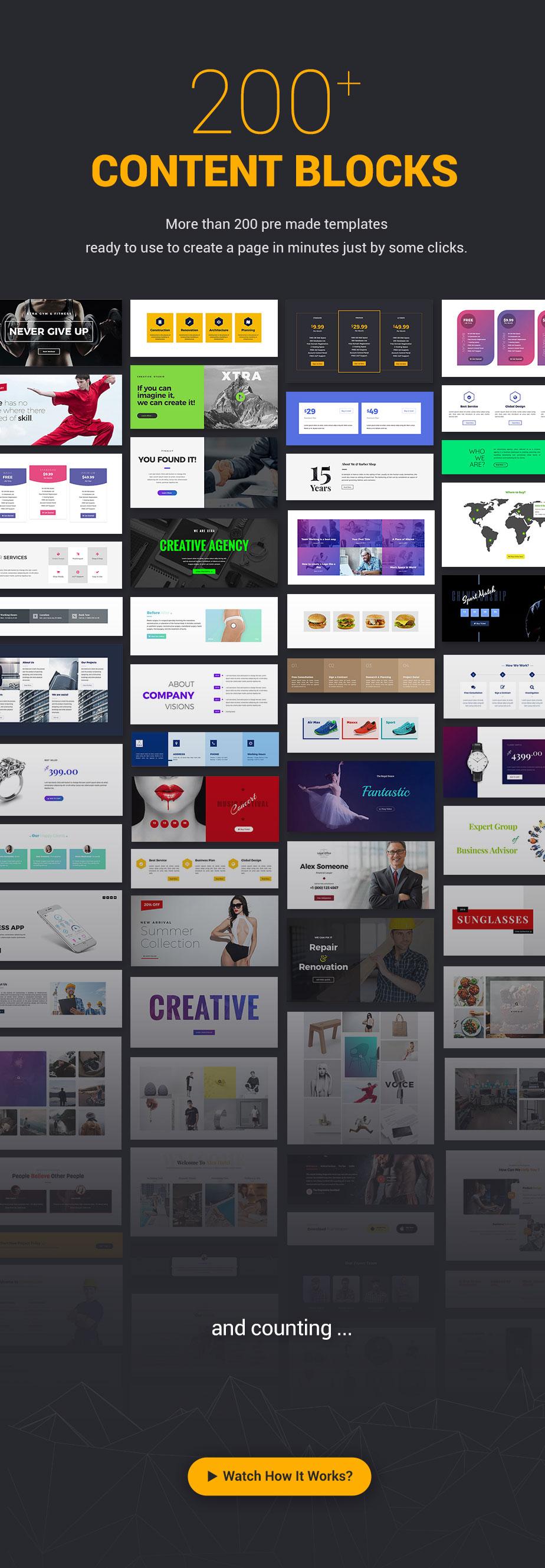 XTRA - Multipurpose WordPress Theme + RTL - 12